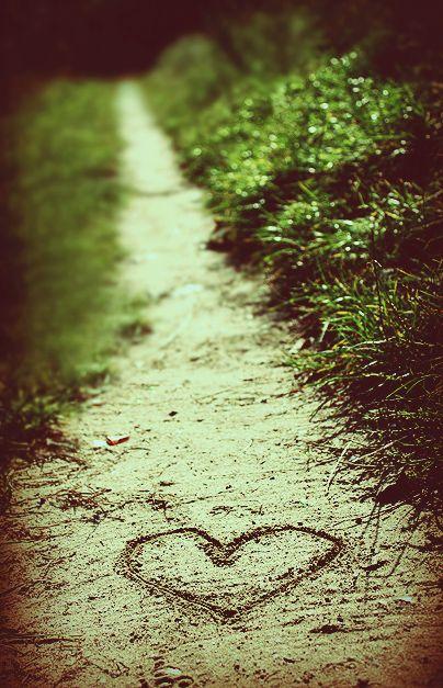 Heart path