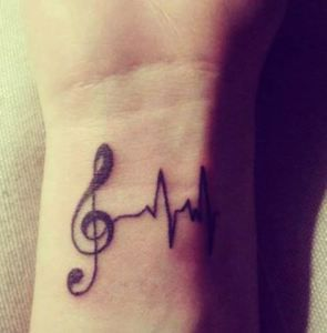 Tatuajes De Electrocardiograma