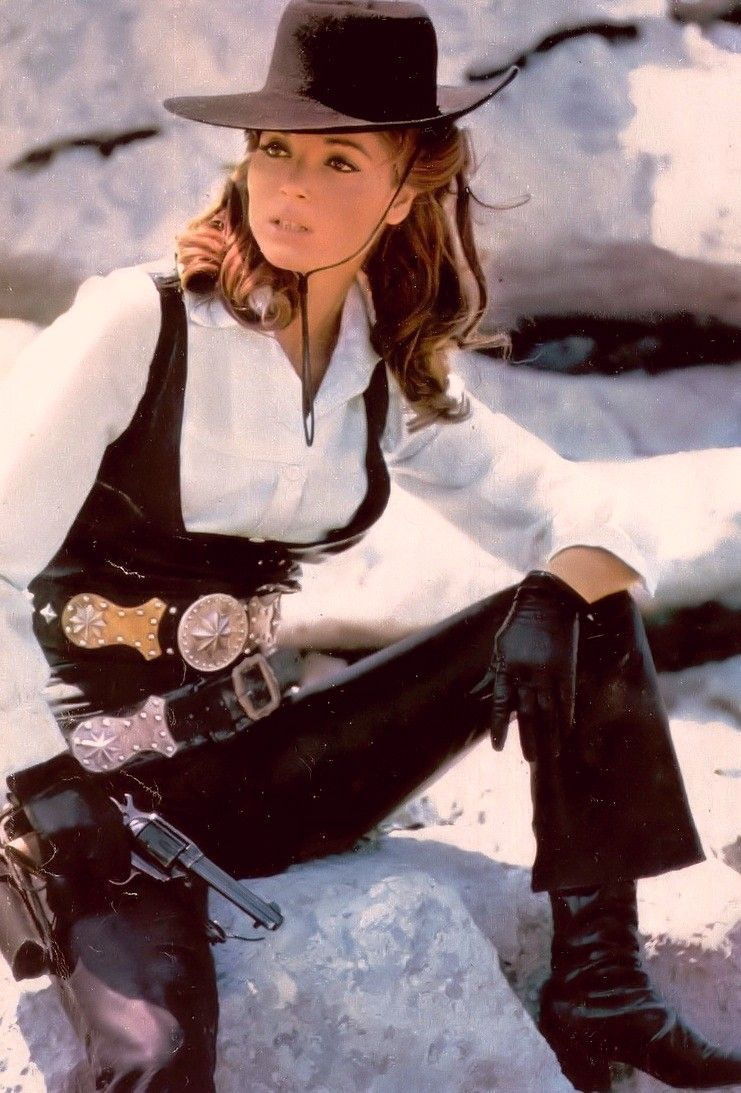 9d3c9e113ae Elsa Martinelli - The Belle Starr Story (1968