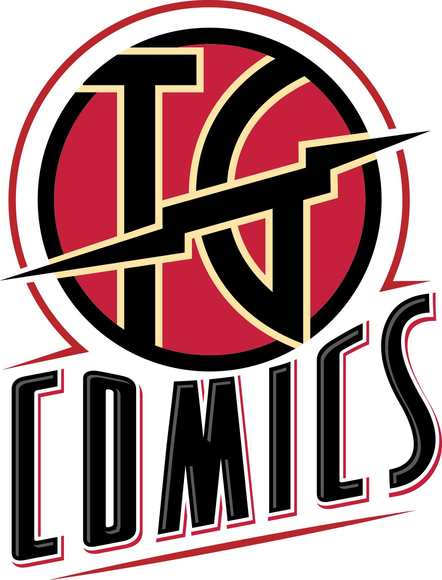 Logo for TG Comics Graphic design photography, Logos