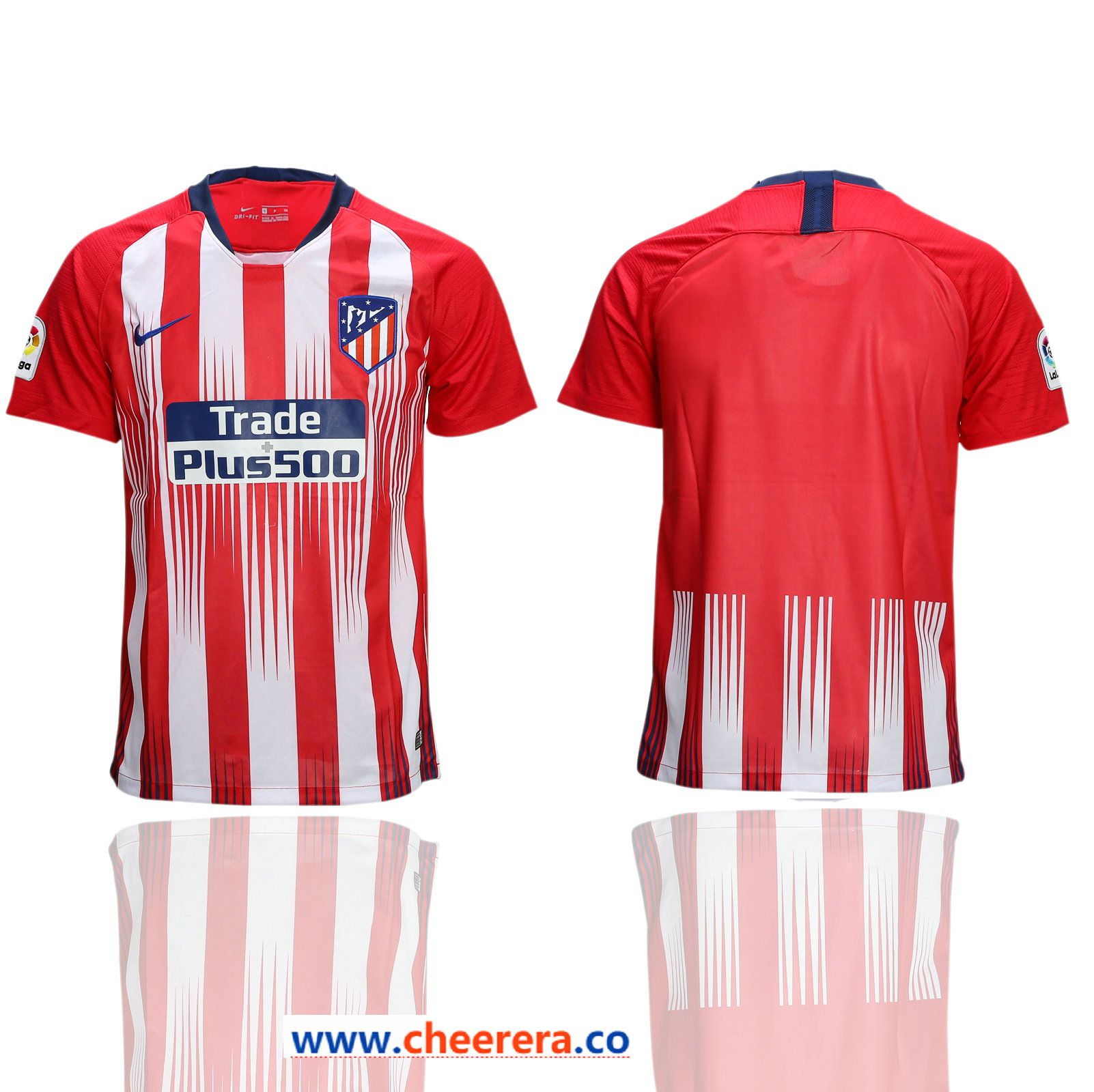 705f2ace0 2018-19 Atletico Madrid Home Thailand Soccer Jersey