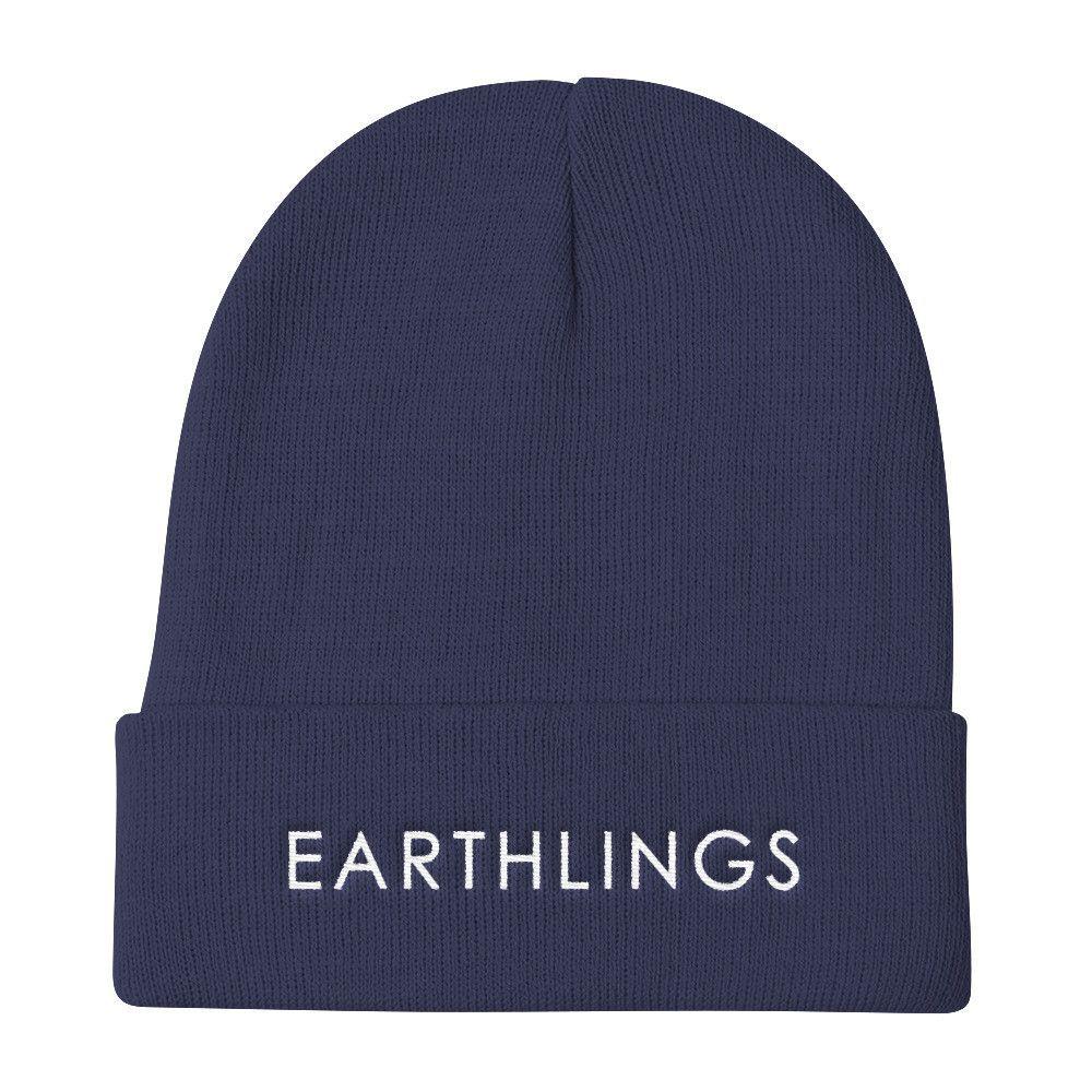 EARTHLINGS Knit Beanie