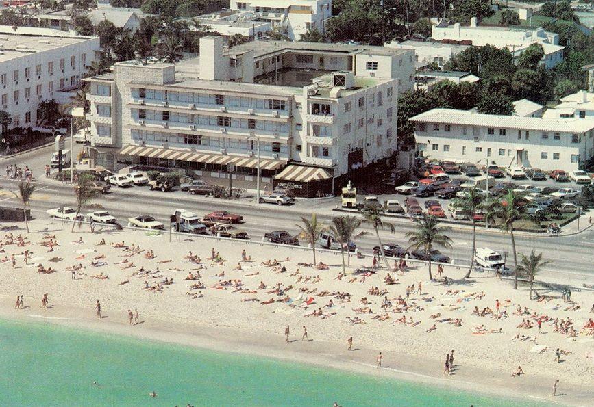 Marlin Beach Hotel Fort Lauderdale Florida 27 Jun 1988 Ac 930 To
