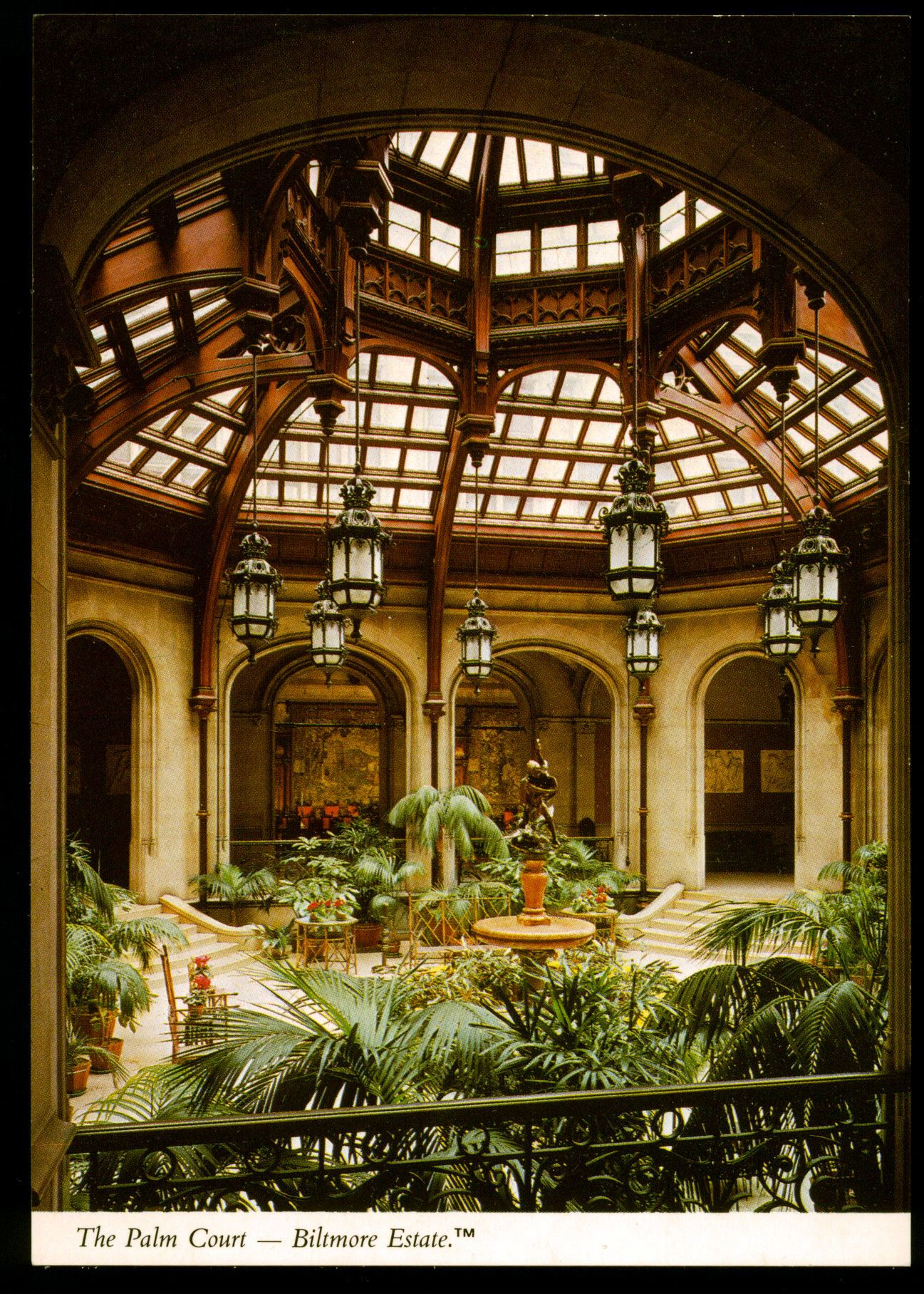 The Palm Court at Biltmore Estate, Asheville, NC | Places I\'d Like ...