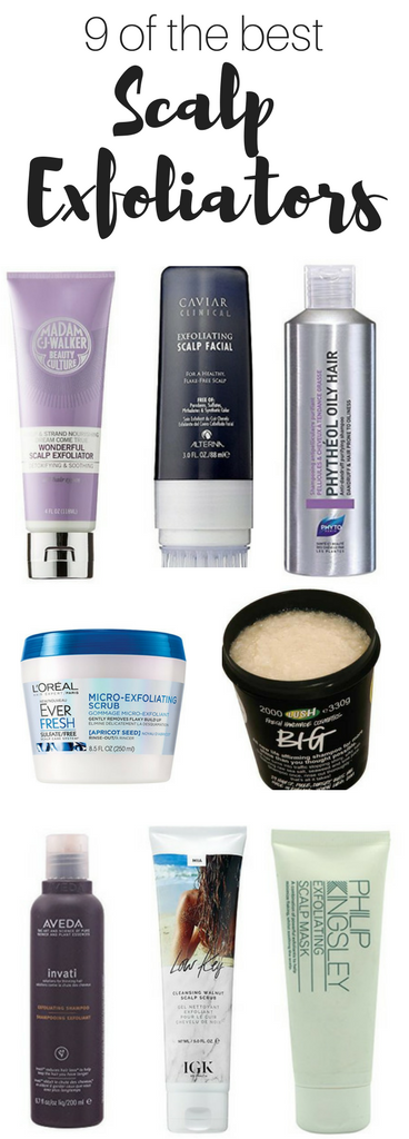 9 of the Best Scalp Exfoliators in 2019 | Hair Care - Tips