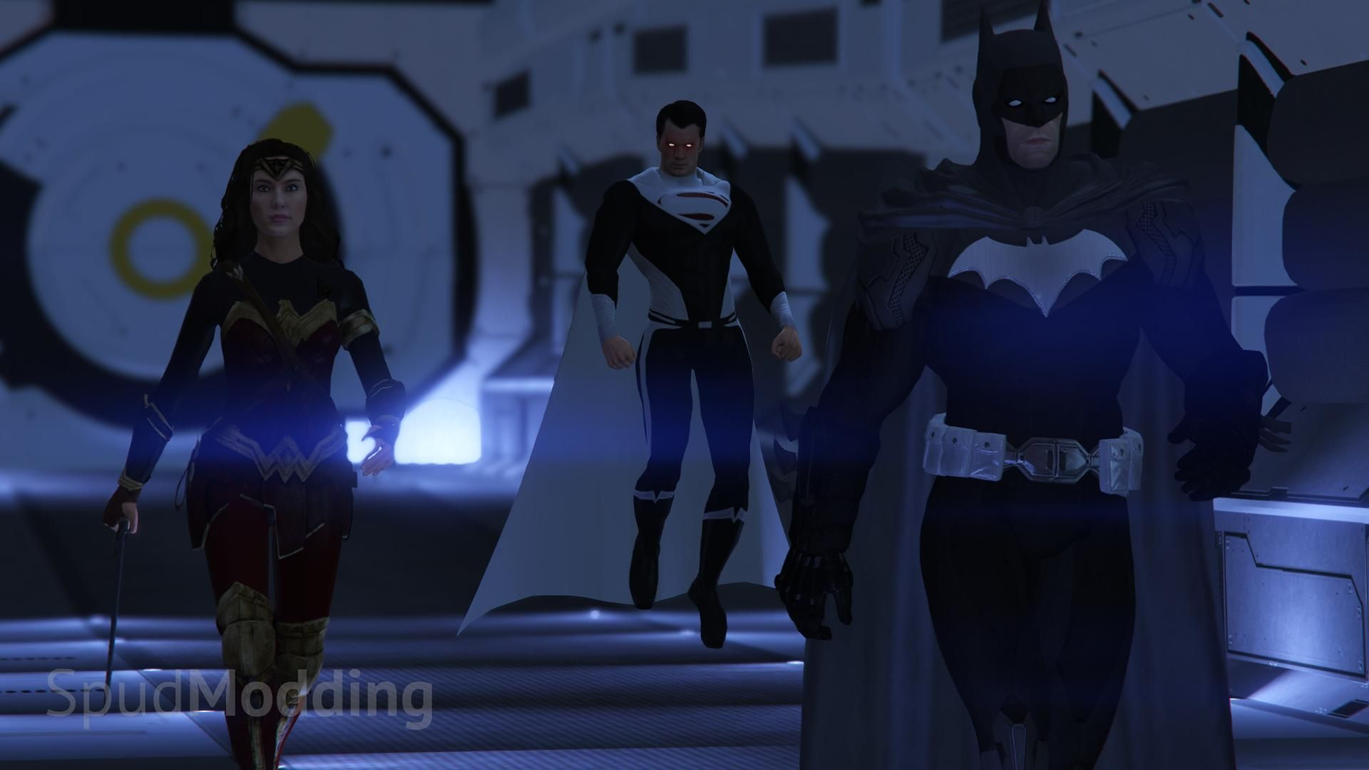Justice Lords Pack   [Add-On Peds] - GTA5-Mods com   GTA 5 mods