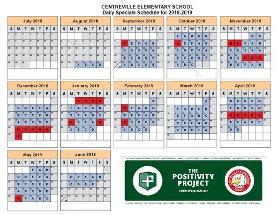 Pin By Janemiller On New In 2019 School Calendar Academic