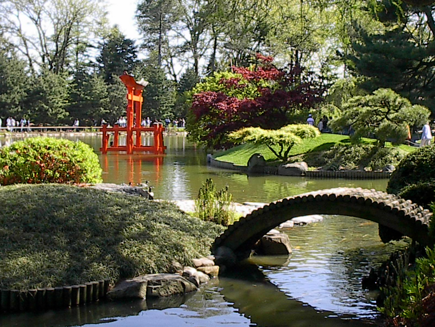 Brooklyn Botanic Garden Hours More Beautiful With His Mini Garden