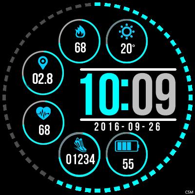 Watch Face Clockskin Watch Faces Watchfaceup Clock Skin Digital Watch Face Watch Faces Android Watch