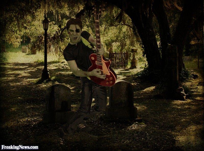 Zombie Rocker