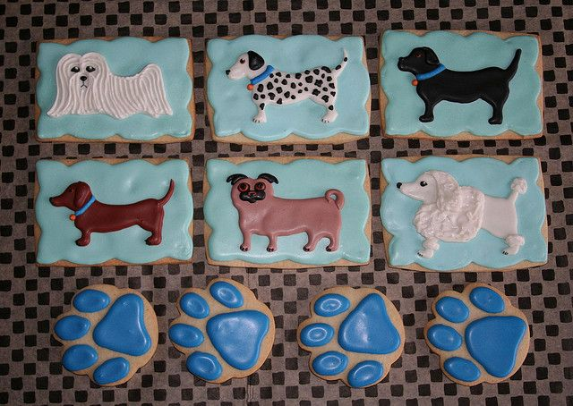 #Top Dog Gala Cookies (dogs)  Like,Repin,Share, Thanks!