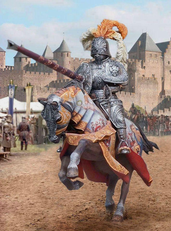 Фотографии рыцарей средневековья