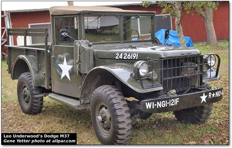eac16a51ba4bbed0478268a19aa16954 google image result for www allpar com photos dodge trucks Military M37 Dodge Power Wagon at edmiracle.co
