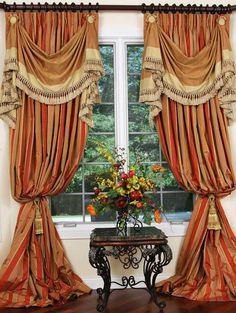 2014 New Traditional Curtain Designs Ideas 19 500