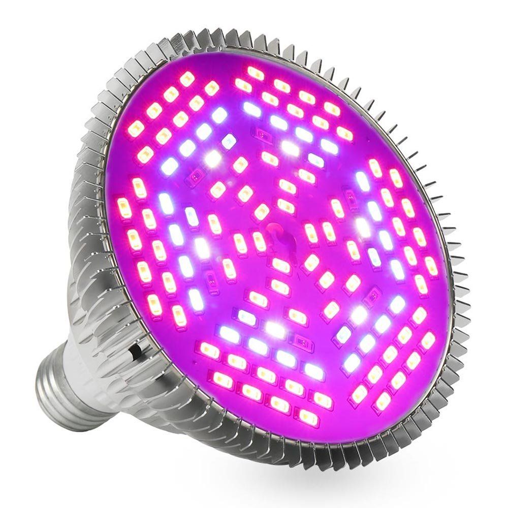 1pcs Grow Led Full Spectrum 18W 30W 50W 80W E27 LED Horticulture ...