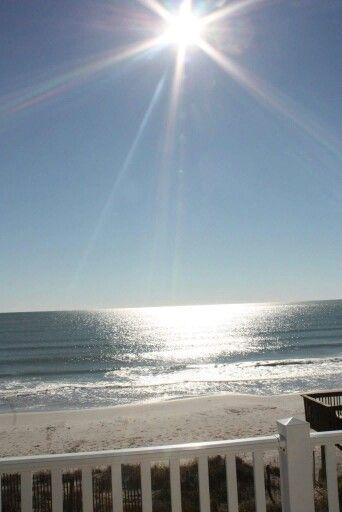 Sunshine at the Beach
