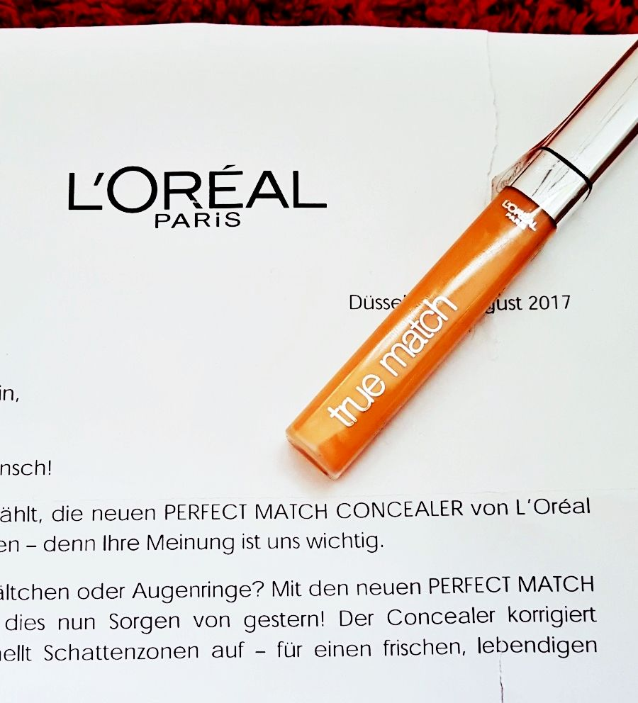 Loreal Paris Perfect Match Concealer