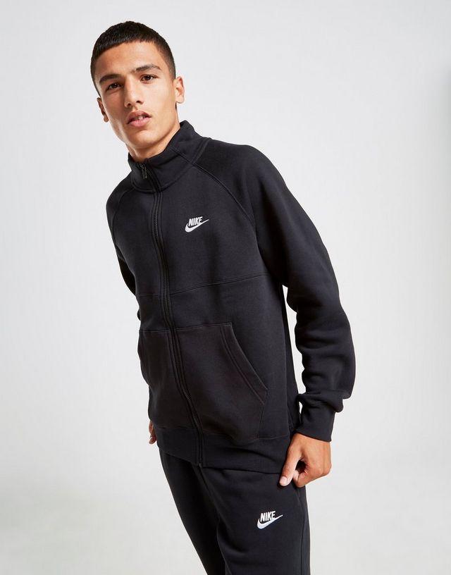 Acherter Noir Nike Ensemble de Survêtement Polaire Chariot