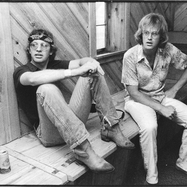 In August 1973 Gary P Nunn And Bob Livingston Were In Luckenbach Texas Playing Back Up On A Live Album Recording Jerry Jeff Walker Greatest Songs Art Music