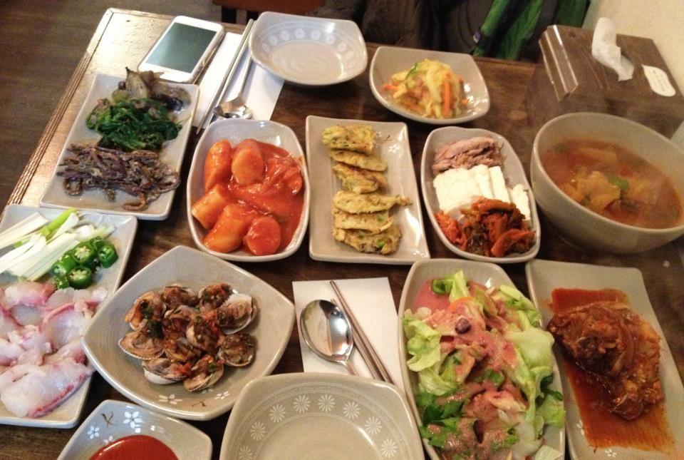 연남동  '해달밥술' 저녁 메뉴