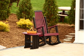 Poly Lawn Furniture :: Rockers :: Grandpau0027s Rocker   Products | Yoder  Woodcrafters