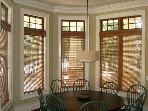 Woven Wood Window Shades The Blind And Shutter Pros