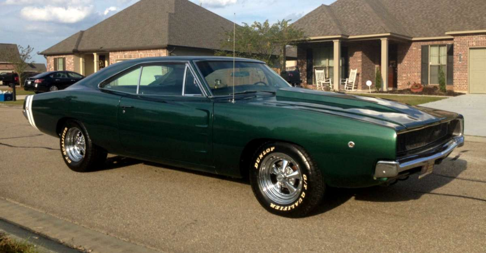 25 Fastest Muscle Cars of The 60s and 70s