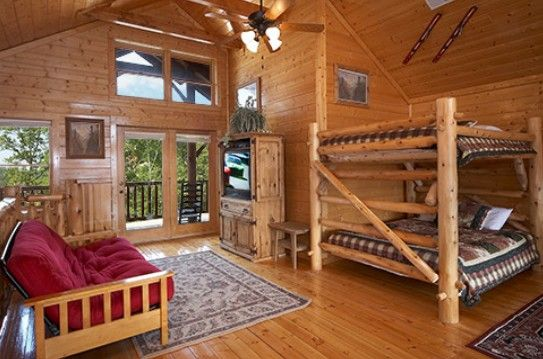 pigeon tn cabinlist smoky bedroom in one cabins smokey mountains rentals gatlinburg cabin forge the