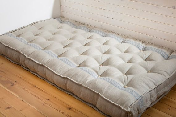 Pure Wool Mattress Twin Single Xl 7 Thick Filling 100 New Zippered Cover You Choose The Fabric