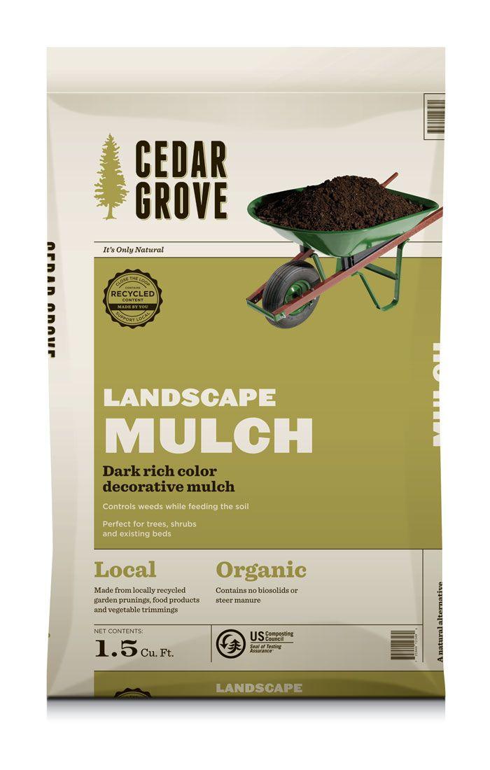 Cedar Grove Packaging Design Inspiration Creative Packaging Design Cedar Grove