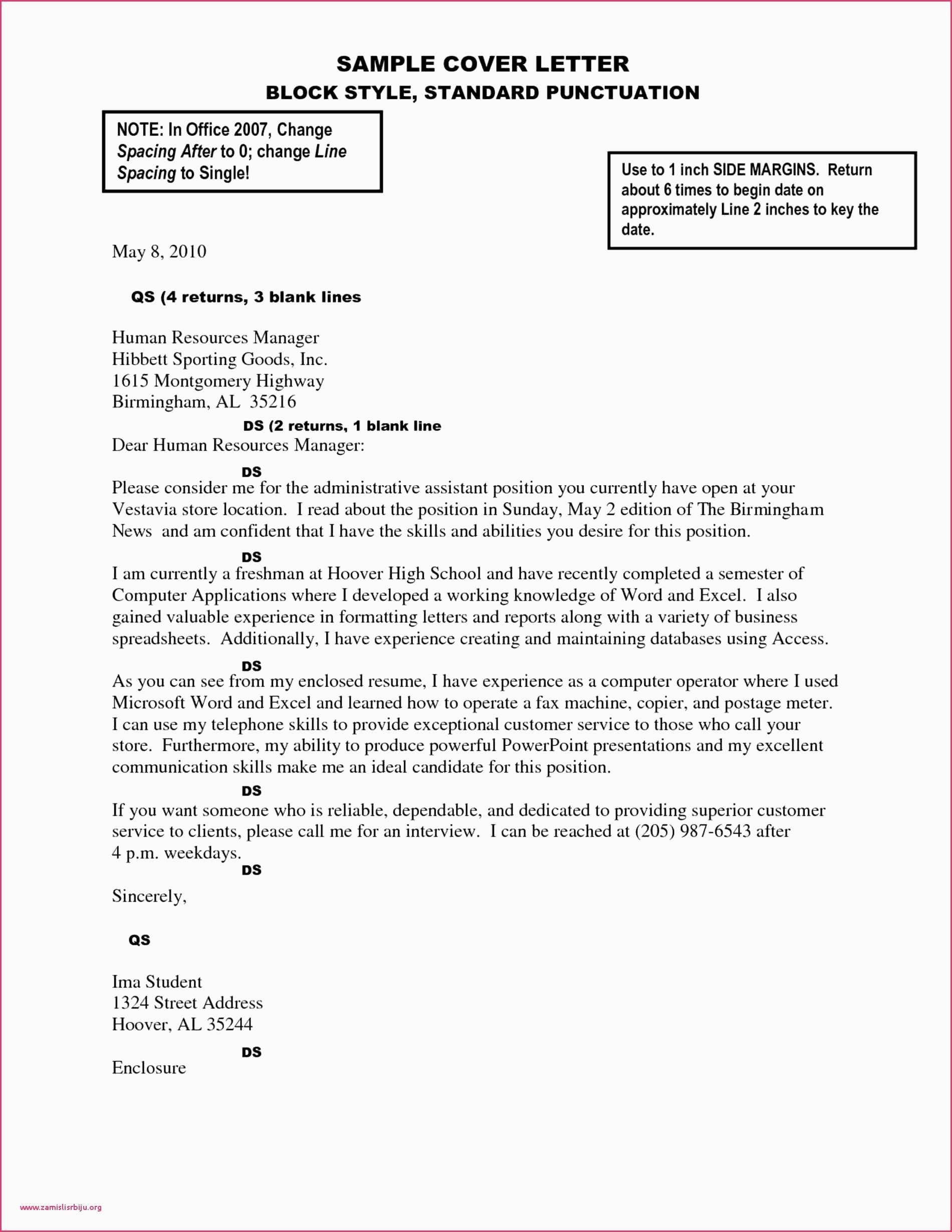Download Fresh Formal Letter Job Application Lettersample