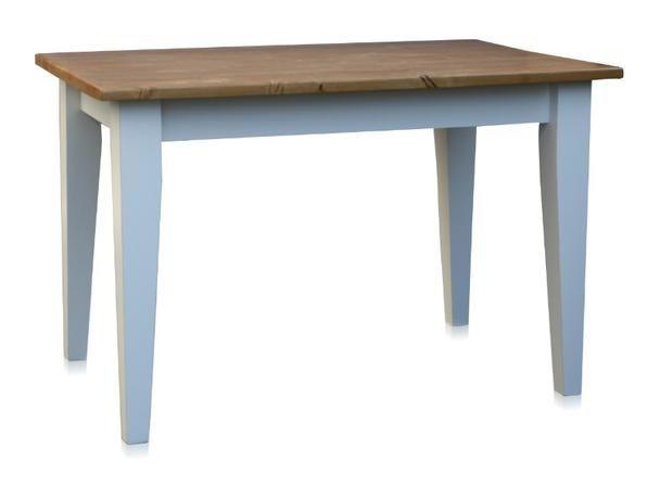Weißer Tisch Im Landhausstil   Landhaus Möbel Bei Möbelhaus Düsseldorf