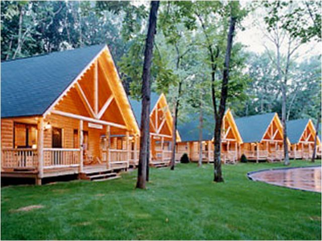 Beau Cedar Lodge And Settlement In Wisconsin Dells