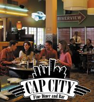 Cap City Diner Columbus Oh Cap City Diner Places To Eat Diner