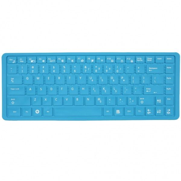 Keyboard Protector Skin Cover For Samsung R439/R440/R518/R522/RV40/X318/X320/X418/X420/P467