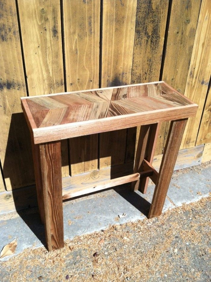 Bay Area Custom Furniture From Reclaimed Wood Www Urbanminingcosf Farm Table Handmade Local Pattern Chevron Outdoor Sofa Tabl Diy