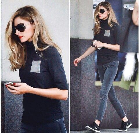 Olivia palermo blonde hairstyle, street style 2014