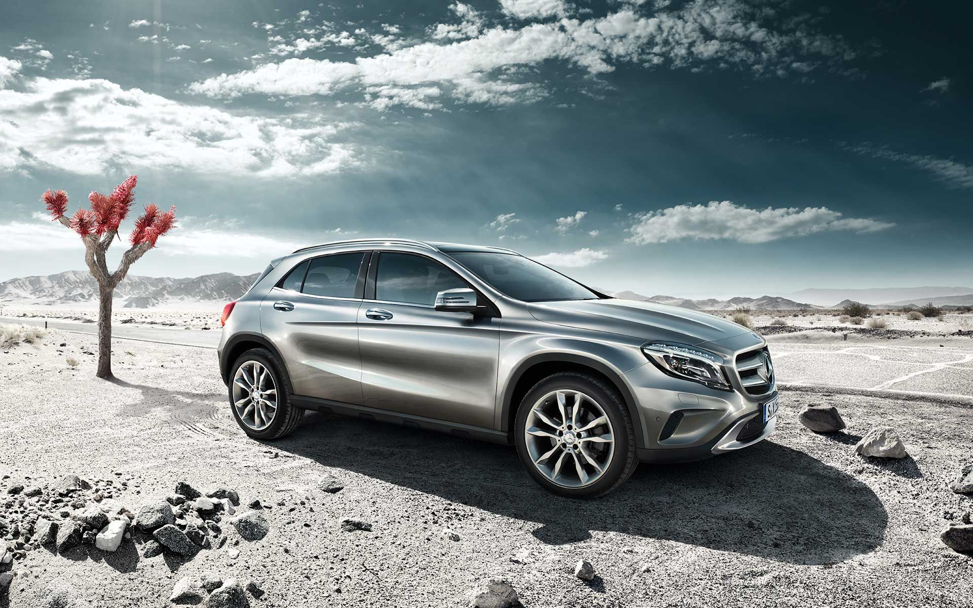 Gla 45 amg known as an a class car in europe which doesn mercedes benz suvnew