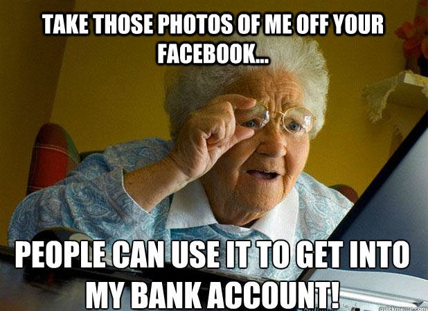 Meme Watch Grandma Finds The Internet With Hilarious Results Of Course Humor Laugh The Funny