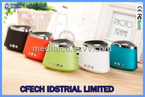 2014 Bluetooth Speaker /Usb Bluetooth speaker (CF-MIB02) - China Mobile Phone Bluetooth Speaker;Portable Usb Speaker Phone;Bluetooth Ster...