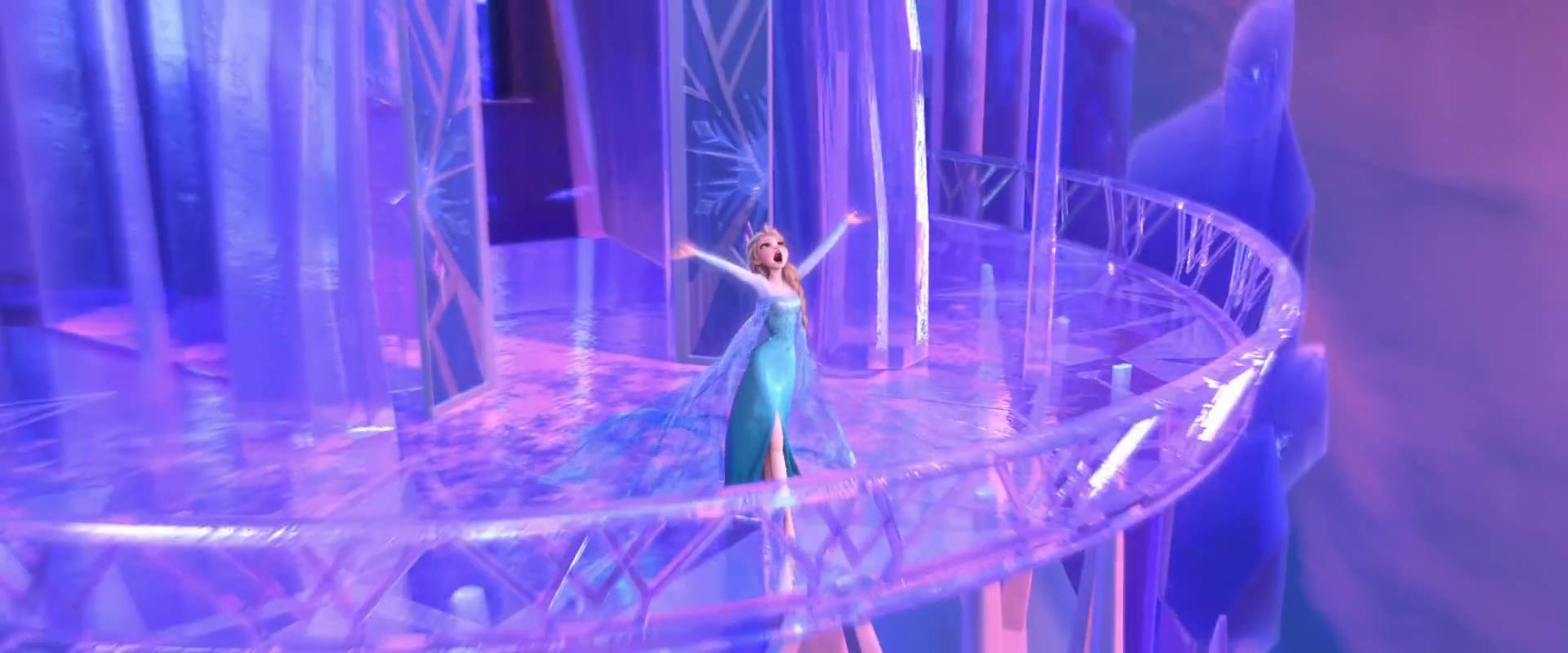 A Disney Princess Vs The Real World The Snow Queen Reins Supreme Thoughts On Disney S Frozen Frozen Sing Frozen Songs Frozen Elsa Castle