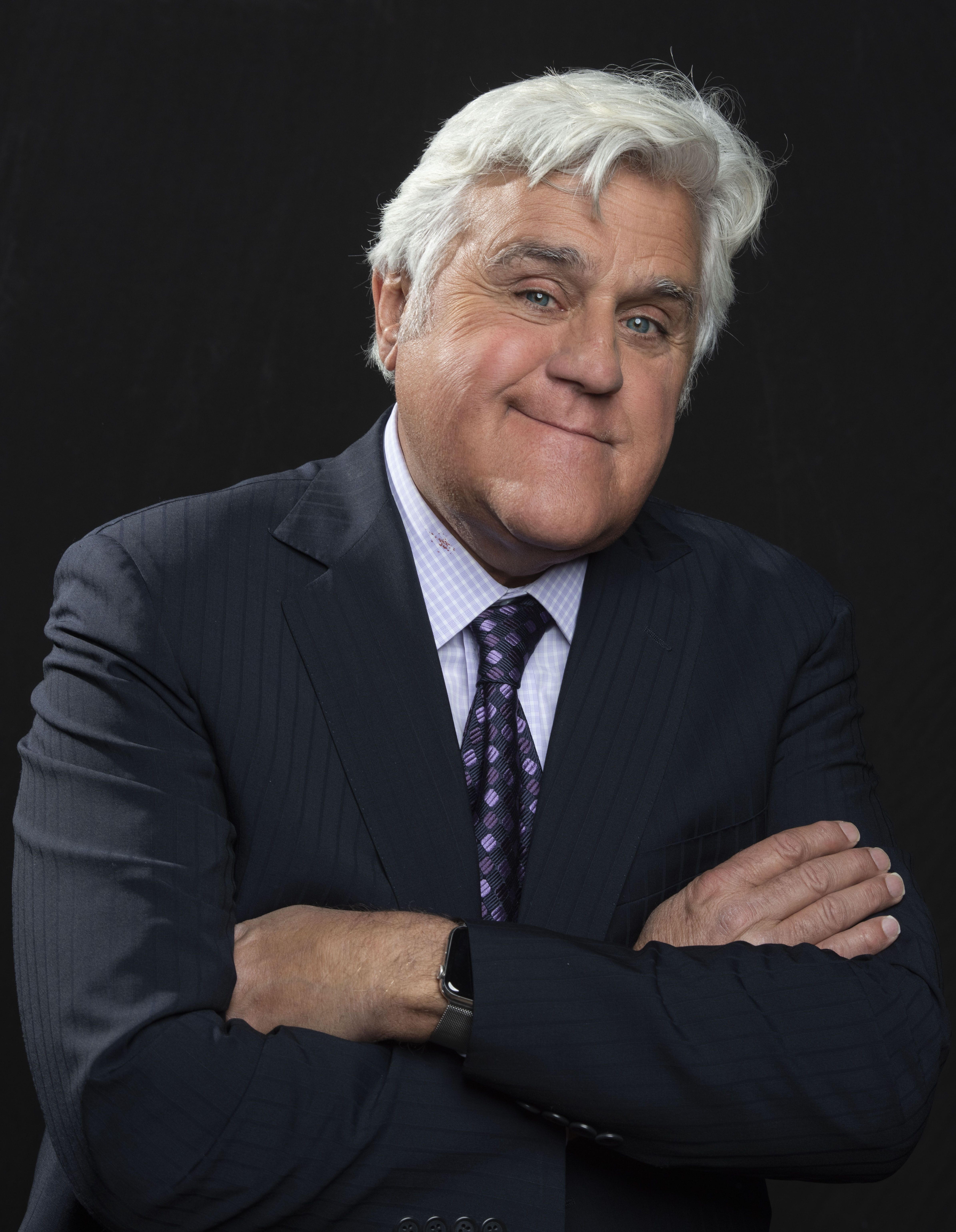 'Laughter is a terrible medicine' How comedian Jay Leno
