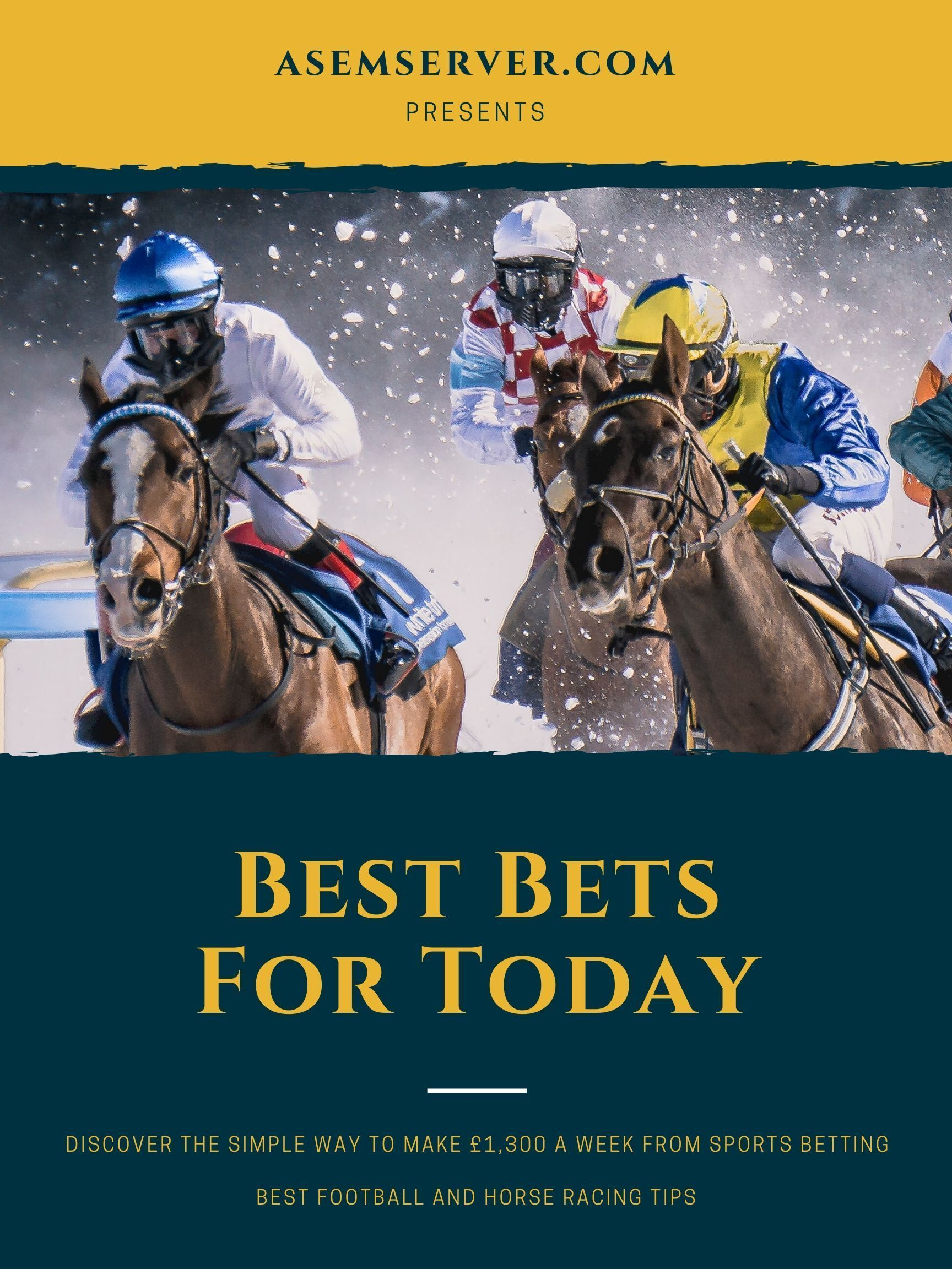 Pin by Nadine Hardin on betting tips in 2020 Horse