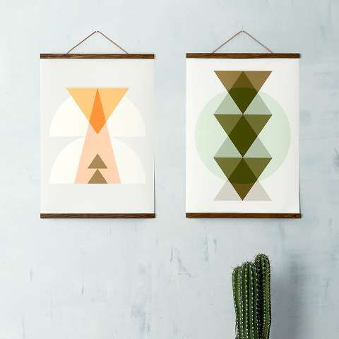 Explore wooden picture frames wooden frames and more illustrations posters in graphic designs by ferm living
