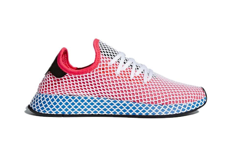 34d020497326b adidas s Deerupt Model Surfaces in a Trio of Colorways