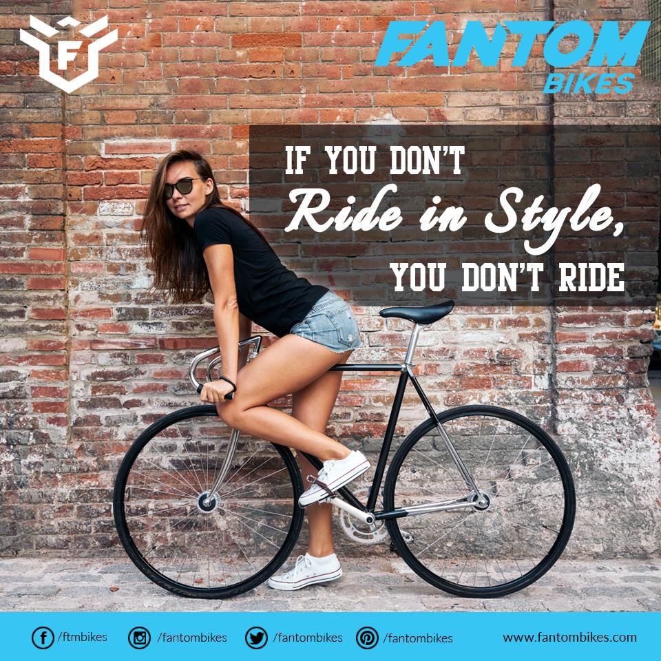 Pin By Fantom Bikes On Fantom Bikes Sport Fitness Bike Bicycle