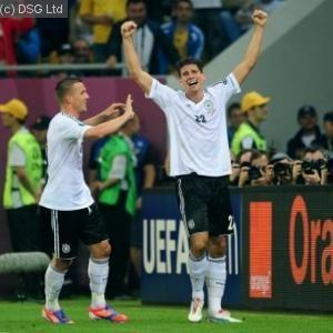 Euro 2012 Team of the Tournament so far