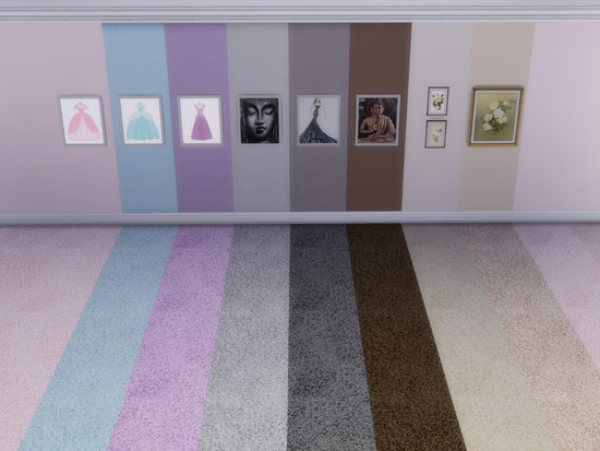 A Plush Carpet In 8 Soft Colors Blush Pink Baby Blue Lavender Silver Gray Chocolate Beige And Pearl Found In T Pink Carpet Soft Carpet Patterned Carpet