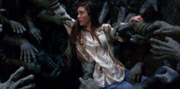 The Helping Hands Labyrinth Labyrinth Movie Labyrinth Weird Phobias