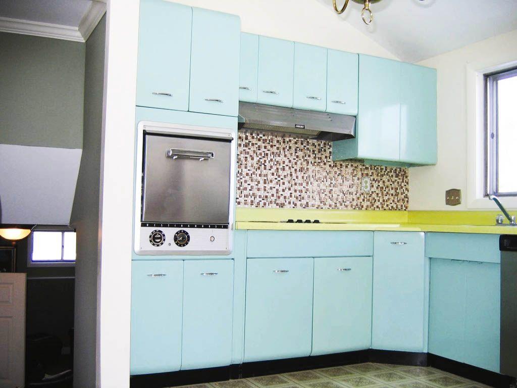 Vintage Metal Kitchen Cabinet Hardware   http://betdaffaires.com ...